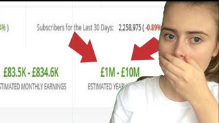 HOW MUCH MONEY I MAKE ON YOUTUBE? (Snapchat Q and A)