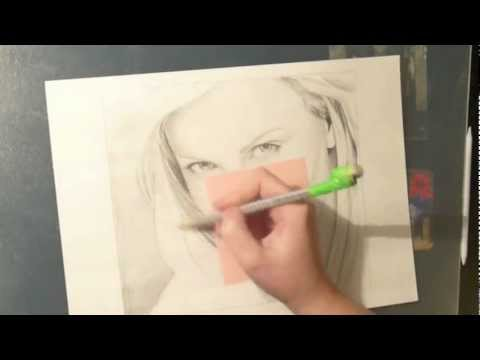Charlize Theron Drawing