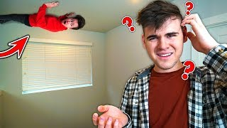 IMPOSSIBLE HIDE & SEEK CHALLENGE (Best Hiding Spots)