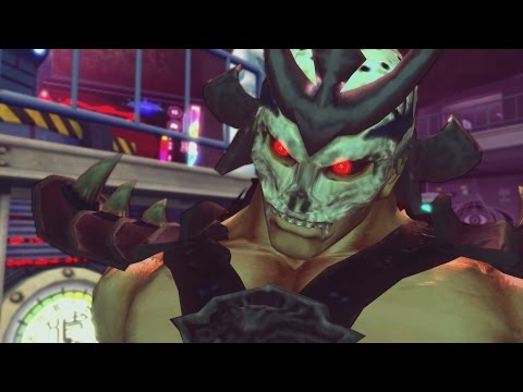 Ultra Street Fighter IV - Kintaro (Sagat) Vs Shao Kahn (Seth) *PC Mod* (1080p 60FPS)