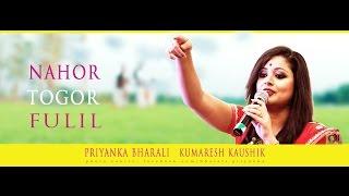 Nahor Togor Fulil By Kumaresh Kaushik & Priyanka Bharali | Latest assamese Song 2016 | Bihu