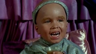 Clint Howard as Balok the Trippy Alien - 1966