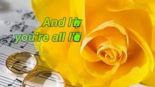 LOBO  You're All I Ever Need + Lyrics (KNYS).flv