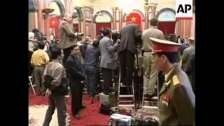 VIETNAM: RUSSIAN PRESIDENT PUTIN VISIT