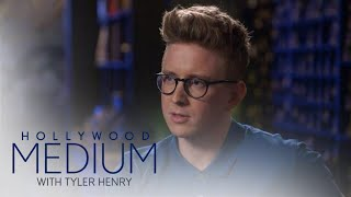 Tyler Oakley's Mom Gets Closure About Her Father's Passing | Hollywood Medium with Tyler Henry | E!