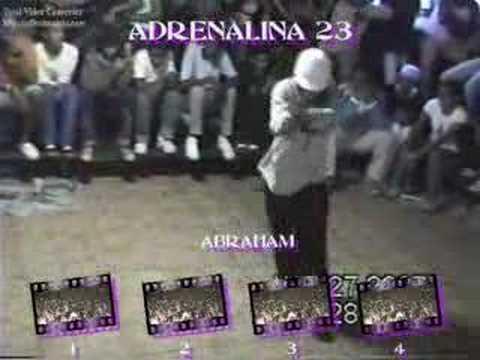 Adrena 23 Abraham La Perfecion