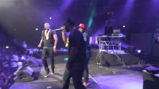 MEEK MILL - POWERHOUSE 2013 BRINGS OUT TAK, OMELLY, LEVELS FREESTYLE [VLOG PT2]