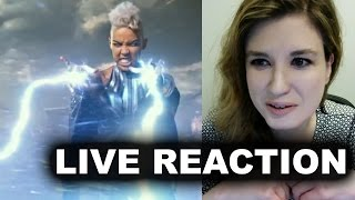 X-Men Apocalypse Official Trailer Reaction