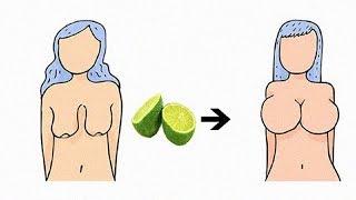 Usando un limón de esta manera, podrás levantar tus pompis y busto caído