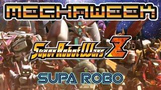 Mechaweek 2: Super Robot Wars Z3 - JIGOKU-Hen