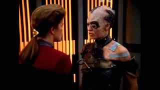 Star Trek Voyager's Lightest  Moments