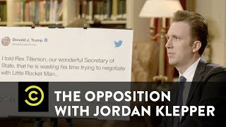 Trimming the Fat: State Department Edition - The Opposition w/ Jordan Klepper