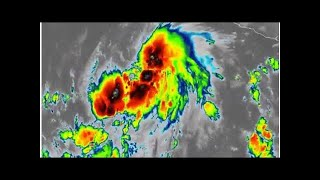 Storm Aletta path: Tropical Storm Aletta could 'turn into first hurricane of season'
