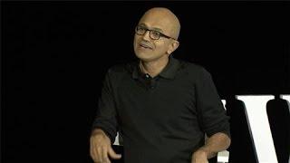 Satya Nadella on Microsoft