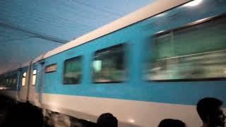 Moitry Train from Kalkata to Dhaka 2017