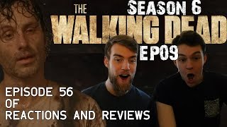 "The Walking Dead: Reactions and Reviews EP56 | S06E09 - ""No Way Out"