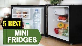5 Best Mini Fridges 2018   Best Mini Fridges Reviews   Top 5 Mini Fridges