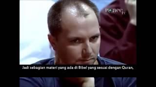 Siapa Penulis Kitab BIBLE??? Dr Zakir Naik Malay Subtitle