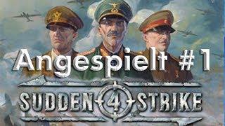 Angespielt: Sudden Strike 4 – Die Schlacht bei Sedan #1 (Vorschau-Version / Let's Play / deutsch)