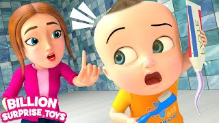 Johny Johny Yes Papa Nursery Rhymes | Family Song - 3D Animation Rhyme & Songs for Children