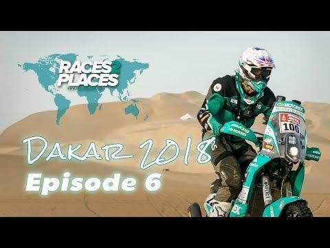 Lyndon Poskitt Racing Races to Places Dakar Rally 2018 Episode 6 ft. Lyndon Poskitt