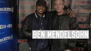 Ben Mendelsohn Talks 'Ready Player One' and Hip Hop Influences