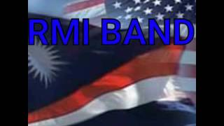 Marshallese  music...INEBATA REMIX..BY RMI BAND 2016