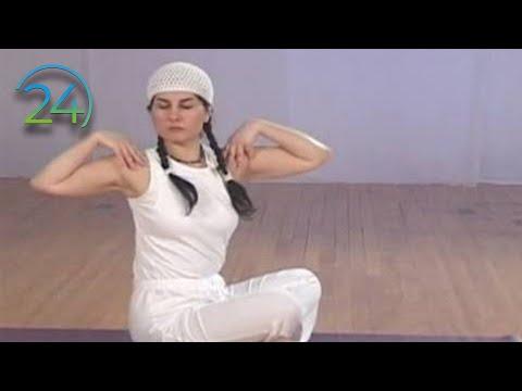 Kundalini Yoga for Disease Resistance Full 30 minute lesson