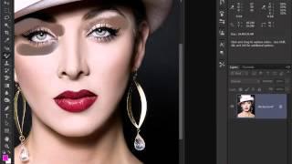 21 Adobe Photoshop Cs6 tutorial in bangla  Color replasement & mixer Brush tools