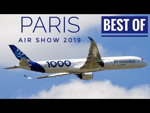 BEST OF Paris Air Show 2019