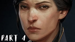 DISHONORED 2 Walkthrough Gameplay Part 4 - Clockwork Mansion (PS4)