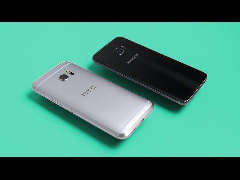 HTC 10 vs Samsung Galaxy S7 Edge - Full Comparison (Phone Battles #3)
