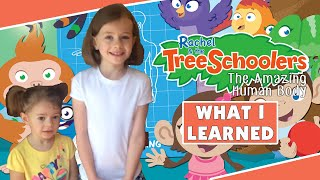 Rachel & the TreeSchoolers The Amazing Human Body - Humans are Incredible
