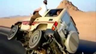 CRAZY but amazing - Only in Saudi Arabia !!!.flv