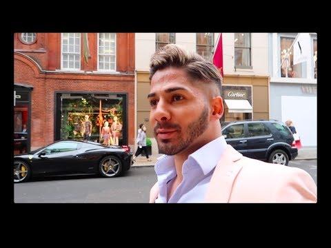 Bond Street Shopping Vlog Champagne Life Friends & Love