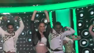Elli Avram salman y khan hot dance miss diva 2015