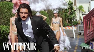 Vanity Fair's 2015 Hollywood Portfolio | Behind the Scenes