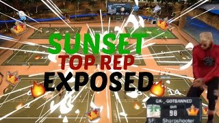 #1 TOP REP FOR SUNSET GK-_-GOTBANNED EXPOSED!! 0 POINTS|I HIT THE CLUTCH GAME WINNING SHOT??
