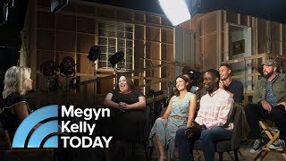 Megyn Kelly Tries To Get 'This Is Us' Stars To Reveal Season 2 Spoilers | Megyn Kelly TODAY