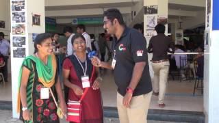 English Vinglish 2k15 | Arul | Karunya University