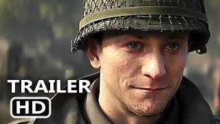 CALL OF DUTY WWII Extended Trailer (2017) World War 2 Game HD