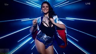 The X Factor UK 2016 Live Shows Week 3 Saara Aalto Just the Intro & Judges Comments S13E17