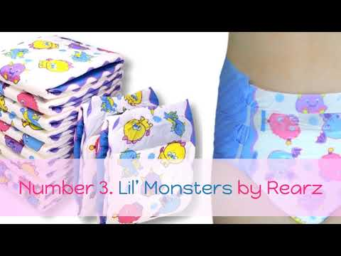 Xxx Mp4 ABDL Diapers Top 6 Cutest Adult Baby Diapers 3gp Sex