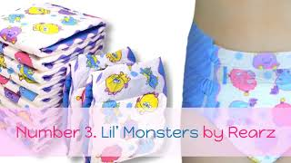ABDL Diapers   Top 6 Cutest Adult Baby Diapers
