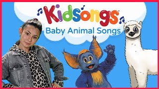 Baby Animal Songs by Kidsongs | Best Kid Song | The Petting Zoo | 5 Little Ducks | PBS Kids | kids