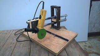 Grinder Hack 3 How To Make grinder stand for own work
