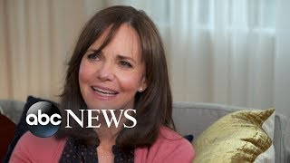 Sally Field reflects on her past in new memoir,