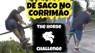 Caindo de Saco no Corrimão | The Horse vs La Fênix Challenge