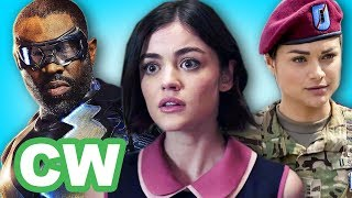 CW Fall TV 2017 New Shows - First Impressions