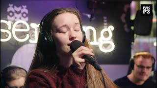 "P3 Live: Sigrid ""Kids in Love"" (Kygo cover)"